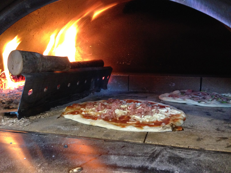 Pizza Oven For Your Garden Small Wood Burning Pizza Ovens
