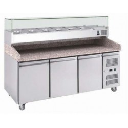 Pizza Counter (refrigerated)