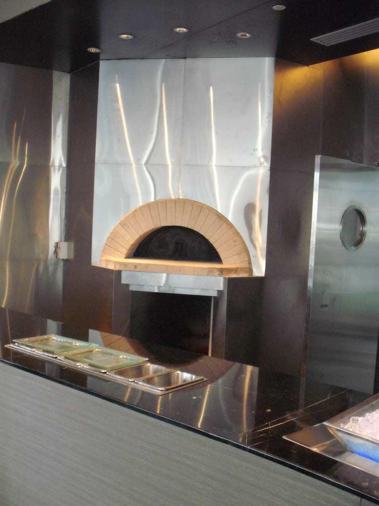 Forno A Legna Arredamento.Foto E Immagini Di Moderni Forni Per La Pizza